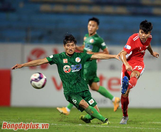 Kể từ khi thăng hạng V.League 2016, Sài Gòn chưa từng thua 4 trận liên tiếp như ở thời điểm hiện tại