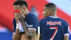 Neymar, vấn đề lớn nhất cho vận may Champions League của PSG