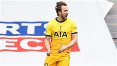 Kane xô đổ một loạt cột mốc ấn tượng chỉ sau hiệp 1 trận Newcastle vs Tottenham