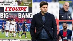 """Neymar và HLV Pochettino bị truyền thông Pháp đưa """"lên thớt"""""""