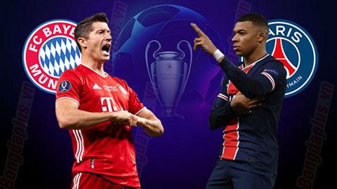 Nhận định bóng đá Bayern Munich vs PSG, 02h00 ngày 8/4