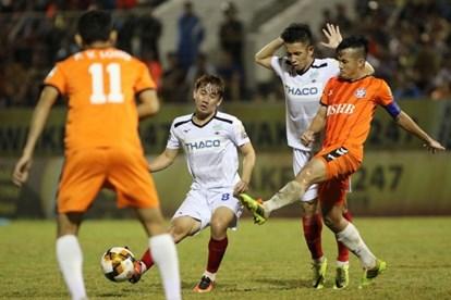 HAGL chưa từng thắng Đà Nẵng trên sân đối thủ