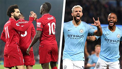 Tổng hợp vòng 30 Ngoại hạng Anh: Man City có vé dự Champions League, Liverpool thành cựu vương