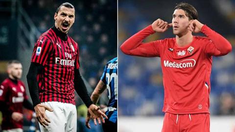 Milan chuẩn bị gia hạn với Ibrahimovic, hứa tậu người đá cặp giá 40 triệu euro