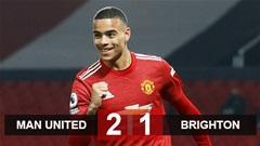 Kết quả MU vs Brighton: Quỷ đỏ ngược dòng kịch tính bất chấp bị người cũ ghi bàn