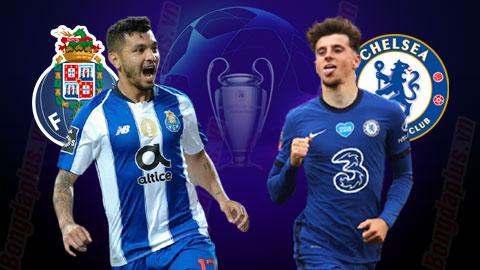 Nhận định Porto vs Chelsea, 02h00 ngày 7/4