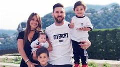 Messi nở mặt với tài kinh doanh của vợ