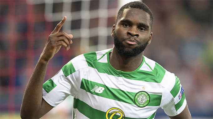 Odsonne Edouard đang muốn rời Celtic