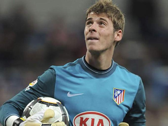 De Gea từng trưởng thành từ Atletico