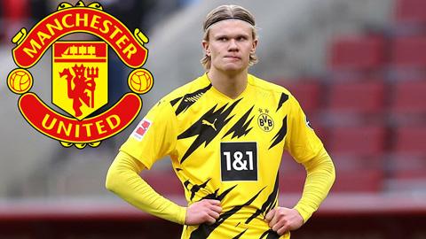 Man United từ bỏ Haaland để tập trung 2 mục tiêu thiết thực hơn