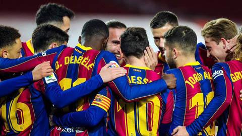 Điểm nhấn trận Barcelona 1-0 Valladolid: Barca thắp sáng giấc mơ vô địch La Liga