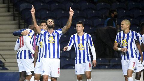 Porto đủ khả năng đánh bại đối thủ để giành lợi thế ở lượt đi