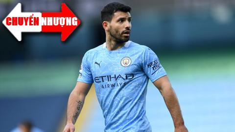 Tin chuyển nhượng 7/4: Aguero sẵn sàng làm học trò của Mourinho