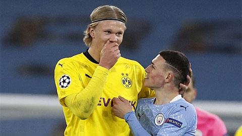 Dortmund thua Man City, Haaland vẫn có màn 'chào hàng' chất lượng