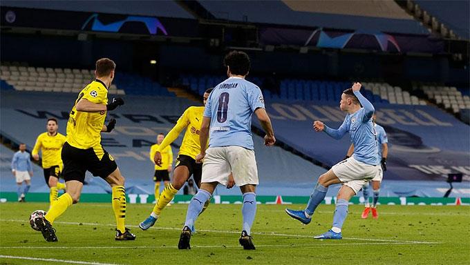 Man City thắng 11/12 lần đụng độ các đại diện nước Đức gần đây
