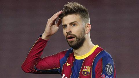 Barcelona nín thở chờ Pique tái xuất ở trận Kinh điển với Real