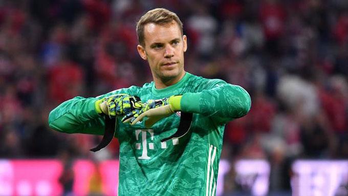 Ở tuổi 35, Neuer vẫn đang nằm trong số những thủ môn tốt nhất thế giới