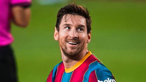 Man City chờ đợi cuộc gọi của Messi