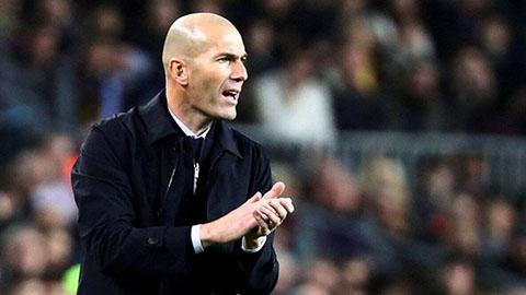 Zidane 'tỏ tình' Juventus sau khi giúp Real Madrid thắng Liverpool