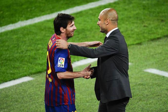 Messi và Guardiola sẽ tái hợp ở Man City?