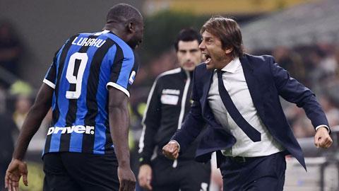 HLV Conte luôn yêu cầu tinh thần đoàn kết và sự tin tưởng lẫn nhau ở Inter