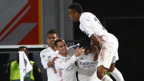 Real Madrid đánh bại Liverpool 3-1: Hơn về đẳng cấp