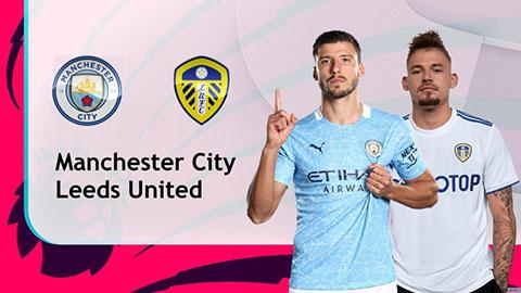 Nhận định bóng đá Man City vs Leeds United, 18h30 ngày 10/4