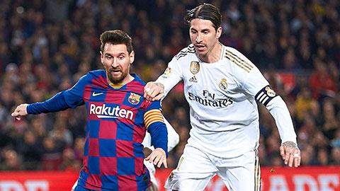 'Không Messi, Real đã giành nhiều danh hiệu hơn'