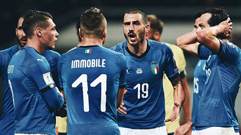 BXH FIFA tháng 3/2021: Top 5 bất biến, Italia vươn lên thứ 7