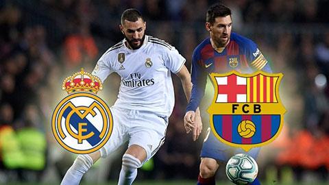 Nhận định bóng đá Real vs Barca, 02h00 ngày 11/4