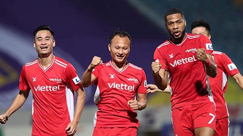 Trọng Hoàng: 'Bàn thắng vào lưới Hà Nội FC là may mắn'