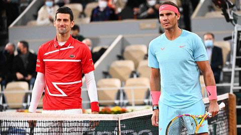 Djokovic: Một trong năm thử thách của Nadal ở Monte Carlo Masters 2021