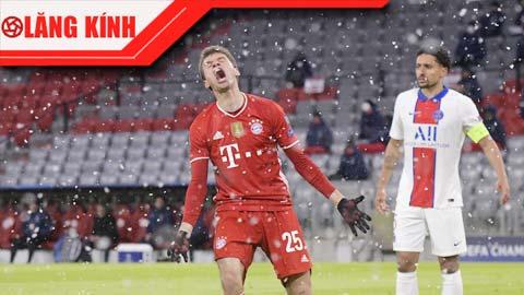 Mất hẳn một truyền thống lớn của bóng đá Đức
