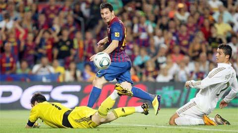 Messi và nhiệm vụ giải cơn khát ở El Clasico