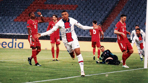 PSG hạ Bayern 3-2: Đứng trên vai nhà vô địch