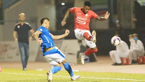 Sài Gòn FC đại tu con tàu 'nát' bằng bản hợp đồng 'bom tấn' mang tên Diakate