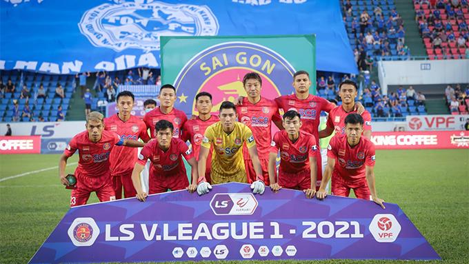 """Sài Gòn FC buộc phải đổi thay nếu không muốn """"chết chìm"""" ở đáy bảng"""