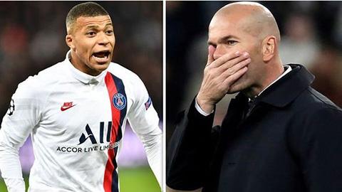 Tin giờ chót 9/4: Zidane úp mở về viễn cảnh Mbappe tới Real