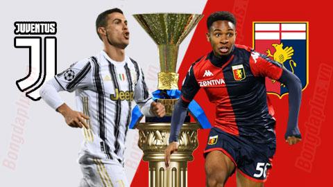 Nhận định bóng đá Juventus vs Genoa, 20h00 ngày 11/4
