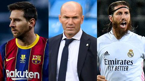 Real Madrid vs Barca: Những câu hỏi lớn về Hazard, Zidane hay Koeman