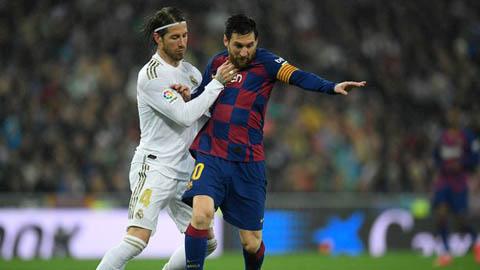 Đội hình đăng ký trận Real Madrid vs Barcelona: Hazard, Ramos và Varane tiếp tục vắng mặt