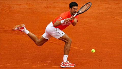Monte Carlo Masters 2021: Djokovic dễ thở, Nadal gặp khó