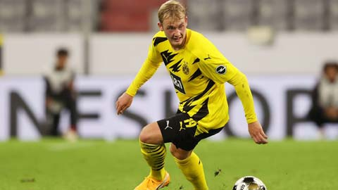Brandt sẽ rời Dortmund vào cuối mùa