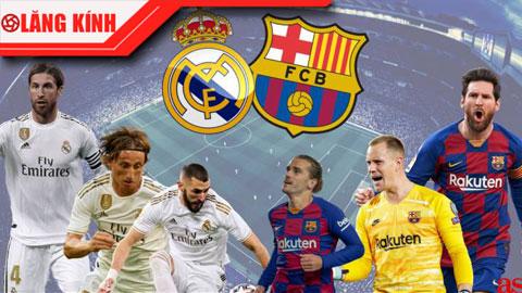 Real Madrid vs Barca: Kinh điển có tính toán không?