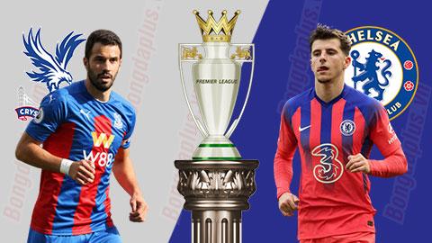 23h30 đêm nay, trực tiếp Crystal Palace vs Chelsea