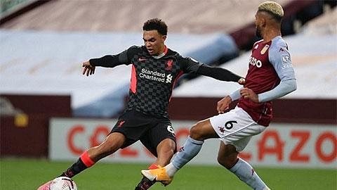 Trực tiếp Liverpool vs Aston Villa, 21h00 ngày 10/4