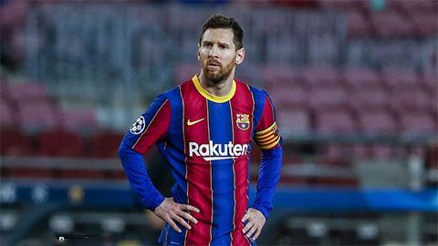 HLV Zinedine Zidane muốn Messi làm gì sau trận El Clasico?