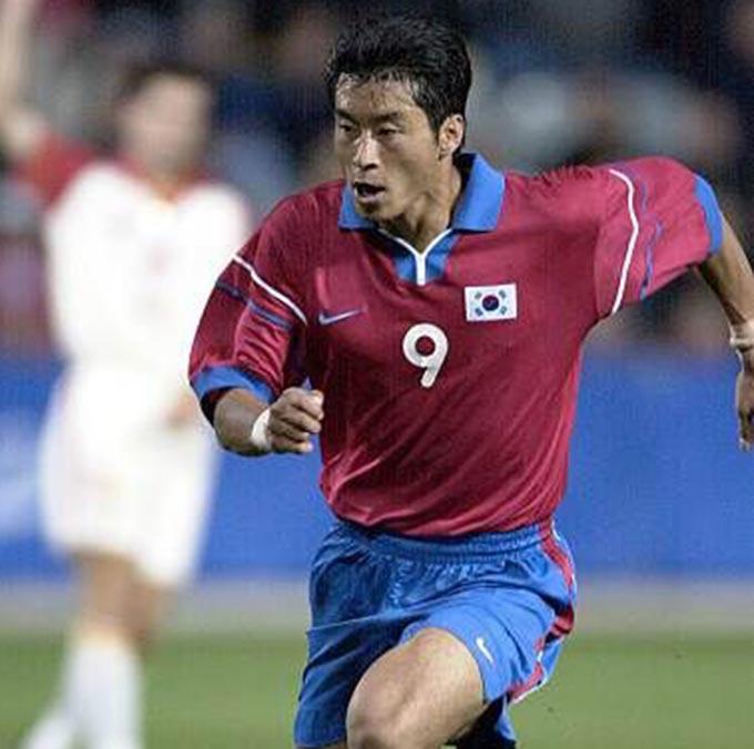 Kim Do Hoon thời làm cầu thủ