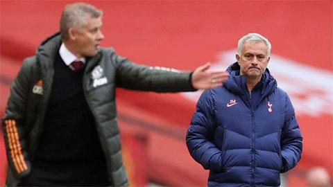 Mourinho tái đấu Solskjaer: Khi 'người cười' giờ trở thành 'kẻ khóc'