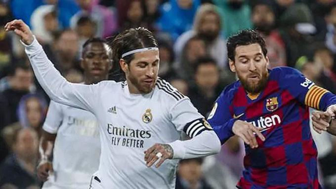 6 khác biệt không tưởng ở trận El Clasico tại Madrid sau 13 tháng